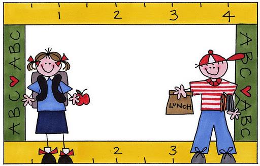 Gafetes para niños gratis - Imagui