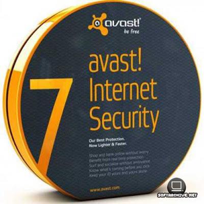 Avast! Internet Security 7.0.1474.773