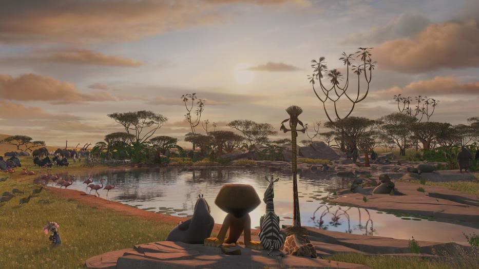 Madagascar Escape 2 Africa (2008)