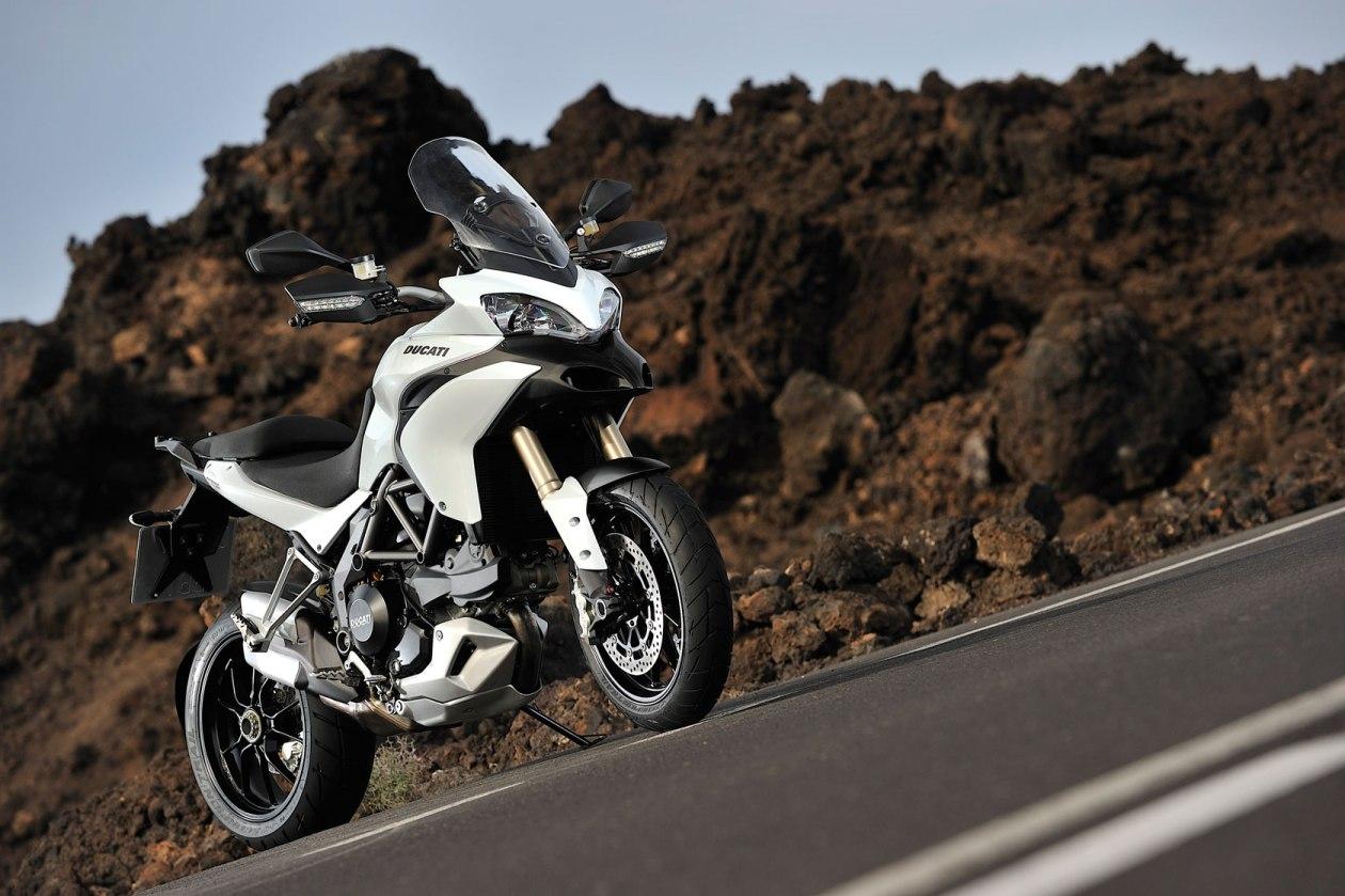 New Ducati Multistrada 1200 Best Motorcycles