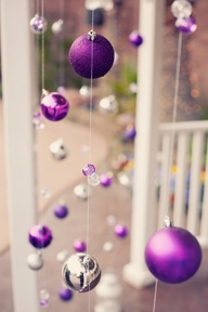 Decoração de escadas no natal