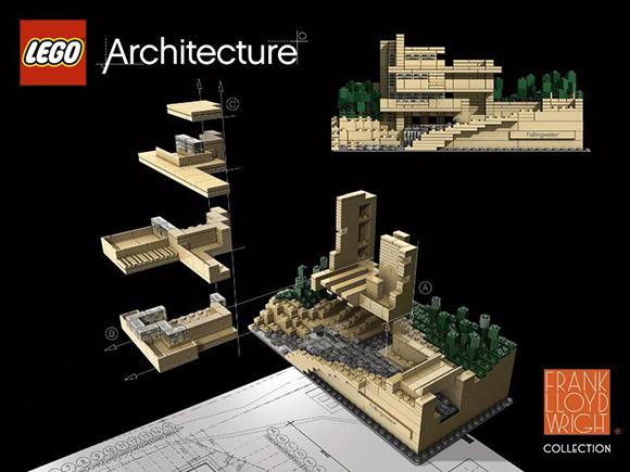 Architecture Lego Sets1