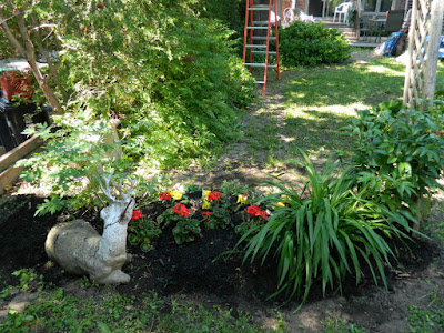 Mount Pleasant West garden cleanup after Paul Jung Gardening Services Toronto