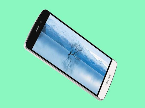 """Smartphone TP-Link com tela de 5,5"""" e resolução Full HD"""