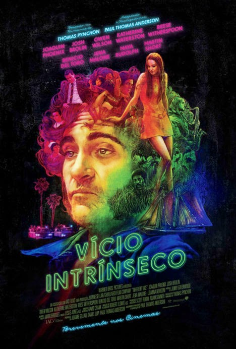 Vício Intrínseco - Inherent Vice (2014)