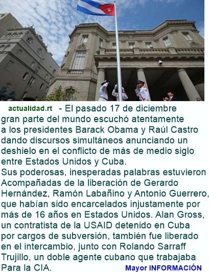 MUNDO: Cuba: La bandera de la dignidad