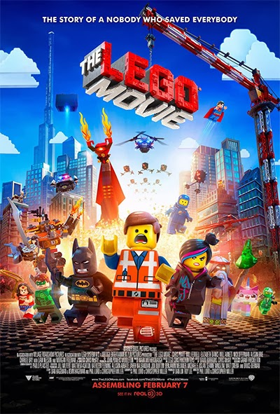THE LEGO MOVIE: NUEVO PÓSTER