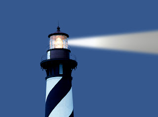 Marketing challenges for the year ahead, lighthouse