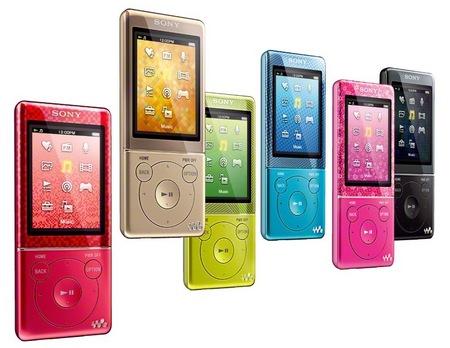 Sony Walkman E470 Portable Media Players
