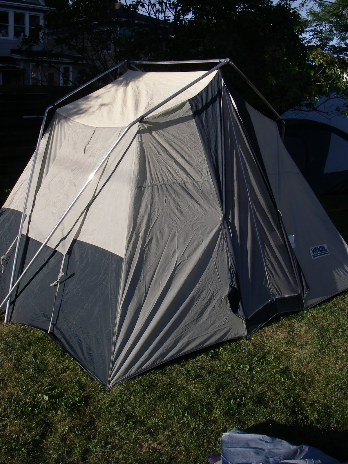 May The Forest Be With You Wenzel 3 Person Tent