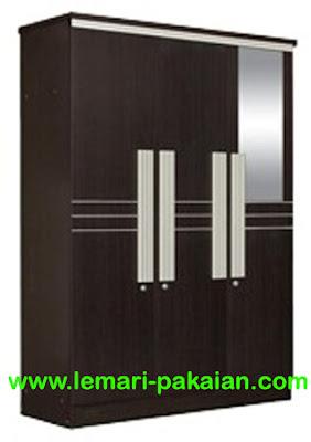 Lemari Pakaian 3 Pintu LP 9298