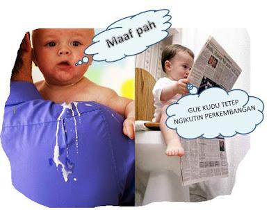 Gb. Penyebab Bayi Muntah & Cara Mengatasi Diare Pada Bayi