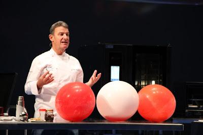 Denis Martin, chef, gastronomia francesa, chefs franceses, Blog Esteban Capdevila