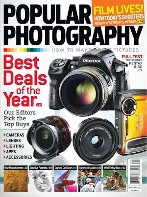 Download pdf magazine Popular Photography September 2012