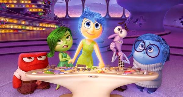 Inside Out: primer teaser tráiler de lo nuevo Disney / Pixar