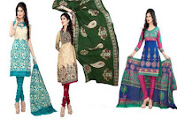 Buy Florence Multi Color Pack Of 3 Suit At 64% off & 50% Cashback :Buytoearn