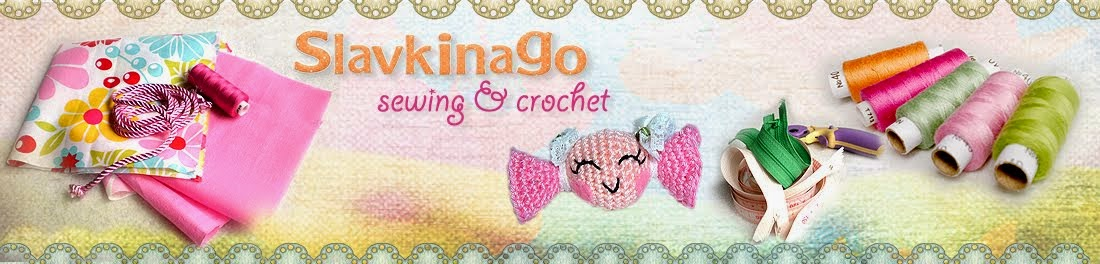 Sewing and crochet patterns and tutorials