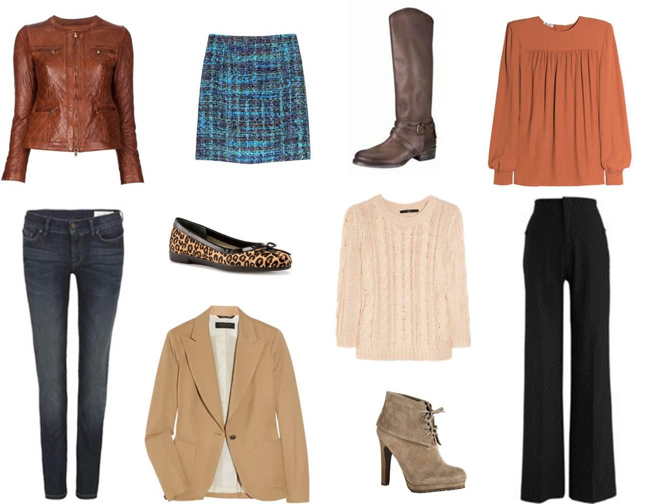 Wardrobe Essentials ~ Fall