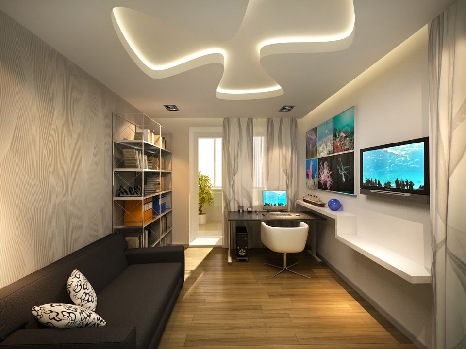 Дизайн проект комнаты это