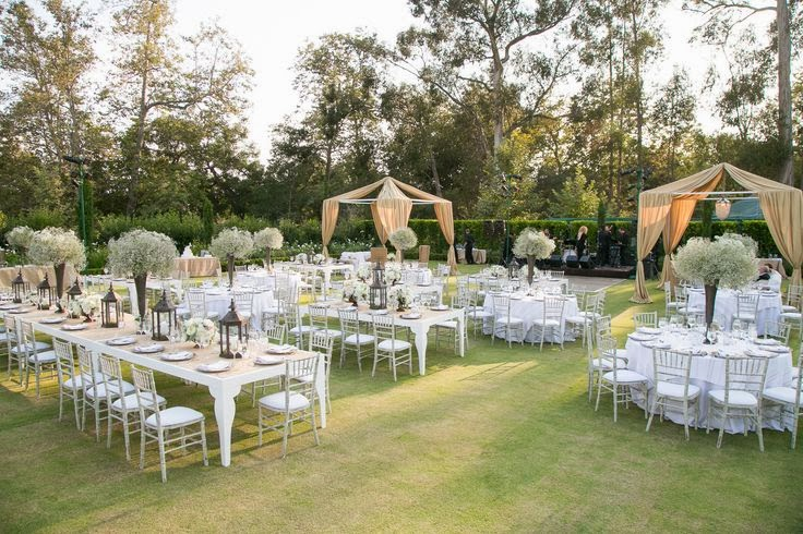 decoracao para casamento no jardim : decoracao para casamento no jardim:Mariages Casamentos: Casamento de Dia no Jardim