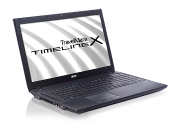 Acer TravelMate 6495T 