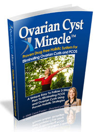 Ovarian Cyst Relief Get The Real Solution