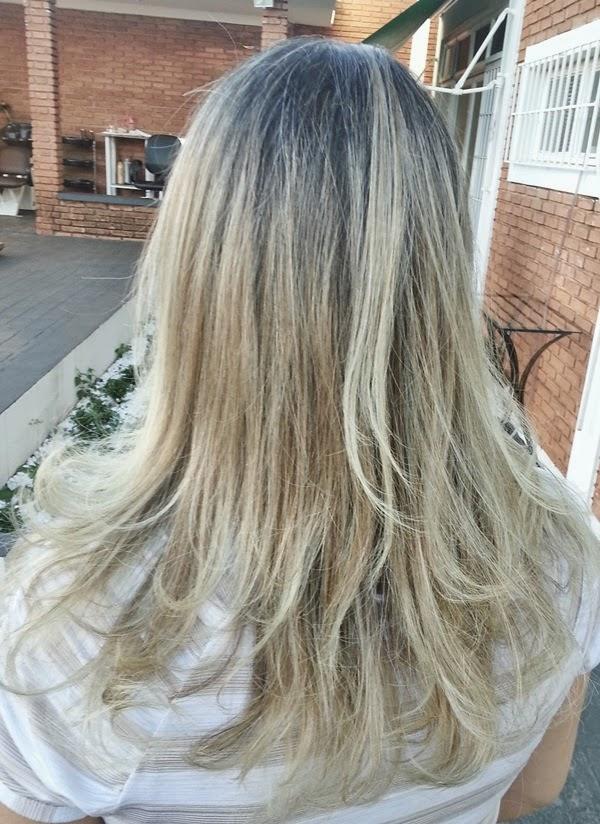 mudar o cabelo sem mexer no comprimento
