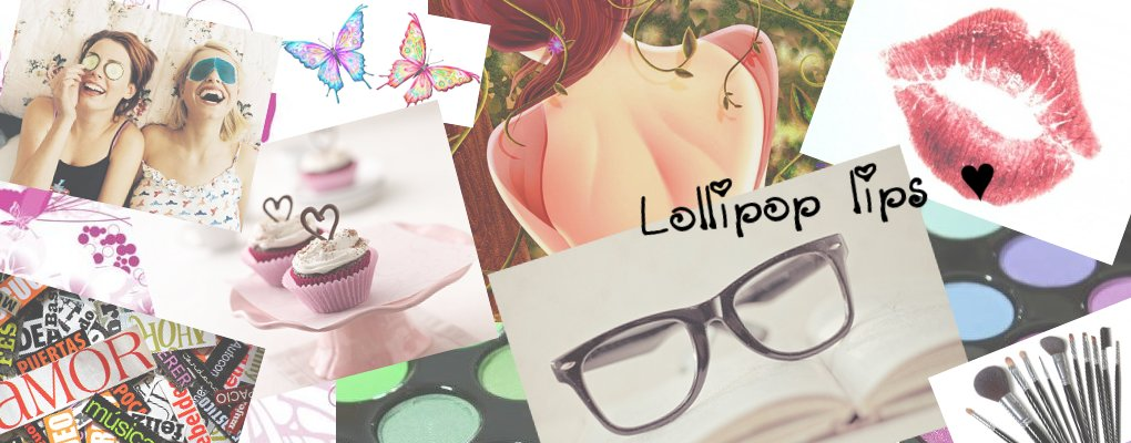 Lollipop lips ♥