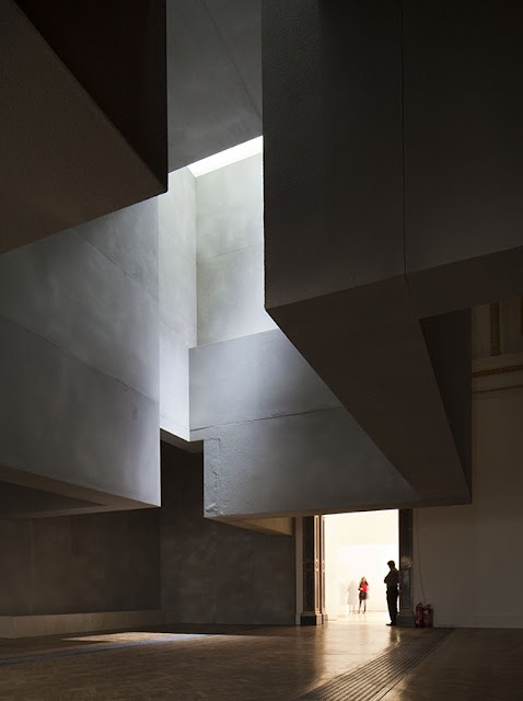 Grafton Architects, part of Sensing Spaces at the Royal Academy
