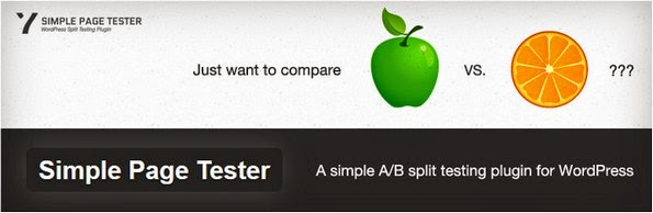 Simple Page Tester plugin for WordPress