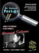 """Martes 6 de septiembre Jam Session de Poesía en """"Los Diablos Azules"""""""