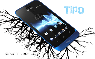 Root Sony Xperia Tipo