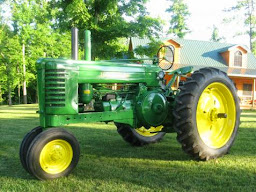 Tractor Of The Month