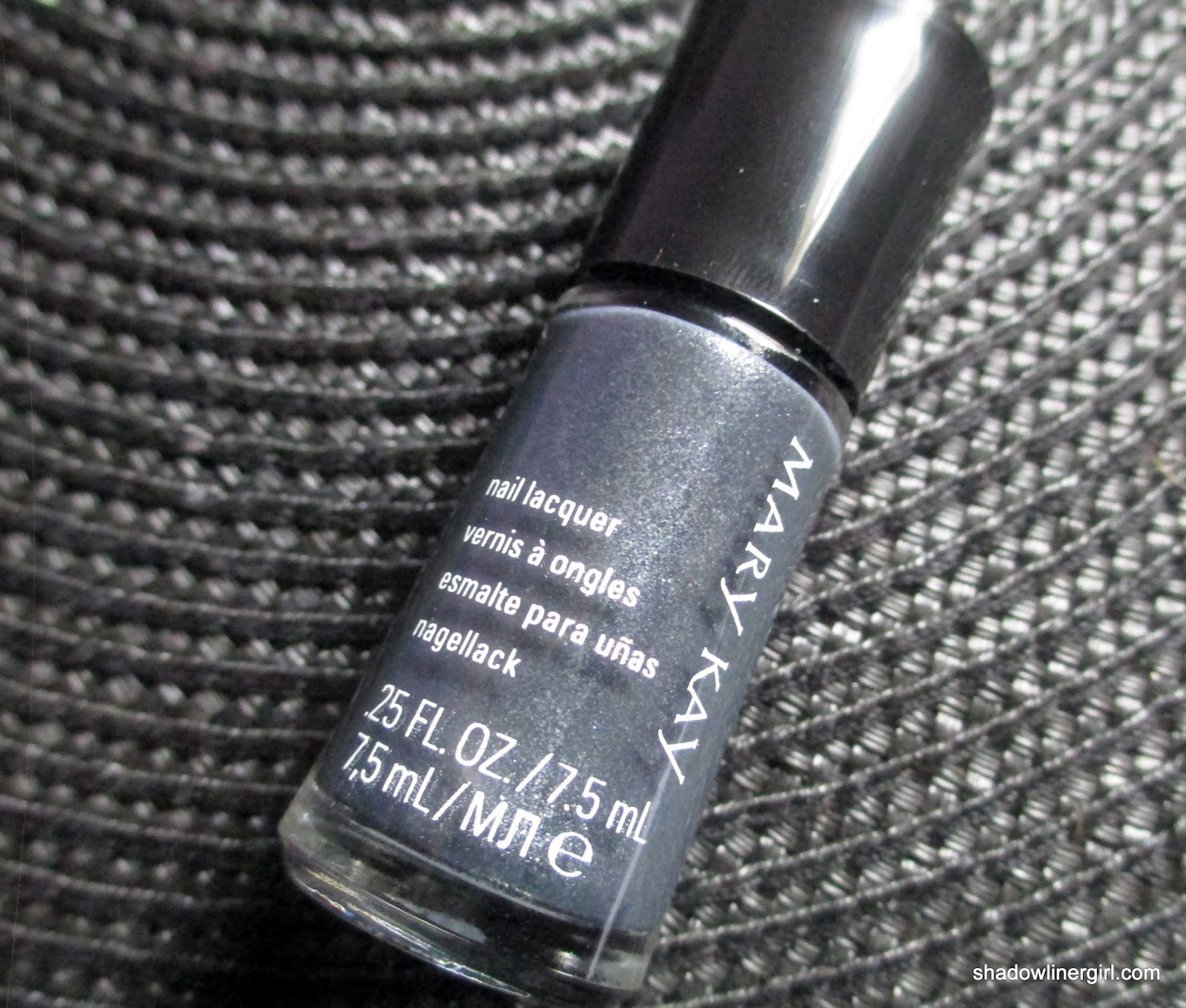 New Mary Kay Nail Lacquer in Night Diamond