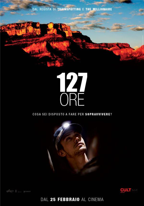 127 ore film locandina