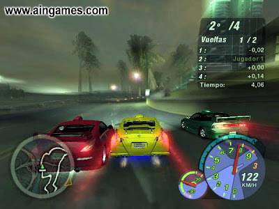 Download Game Need For Speed Underground 2