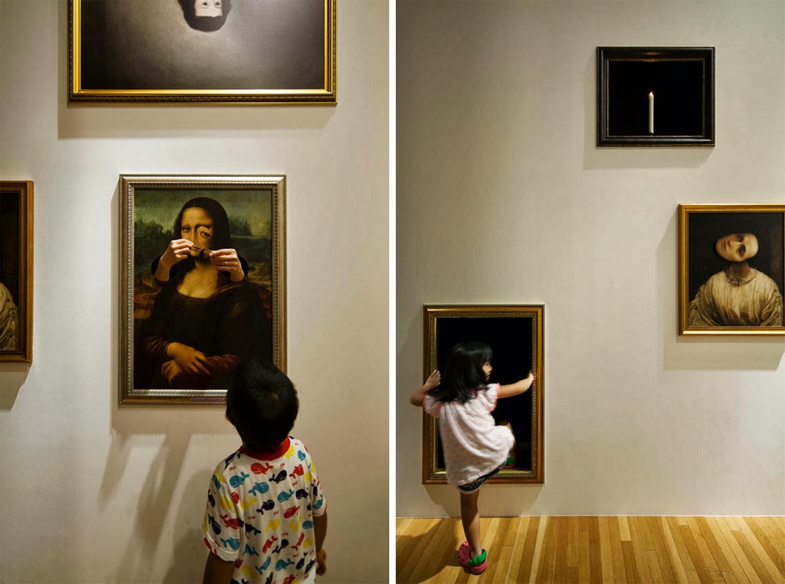 Torafu Architects - Casa Fantasma per bambini al Museo d ...