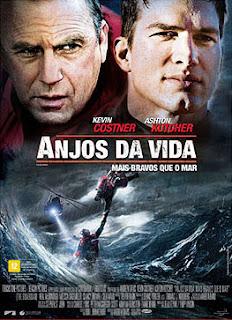 Filme Anjos da Vida Mais Bravos que o Mar Dublado AVI DVDRip
