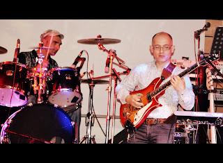 Gilles et Hervé instrumental rock O'surfin