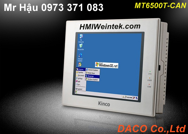 MT6500T-CAN Kinco