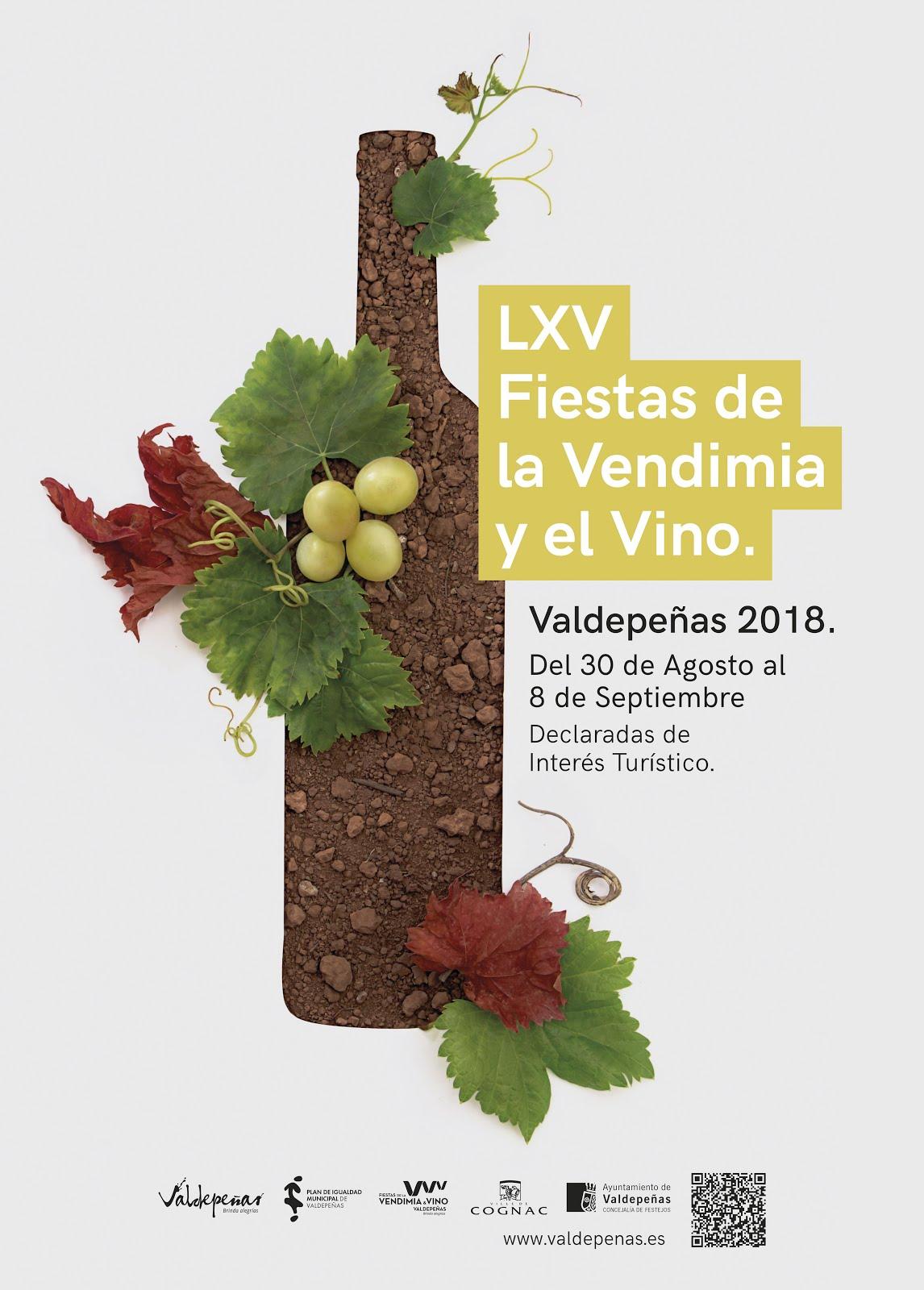 Programa LXV Fiestas de la Vendimia y el Vino
