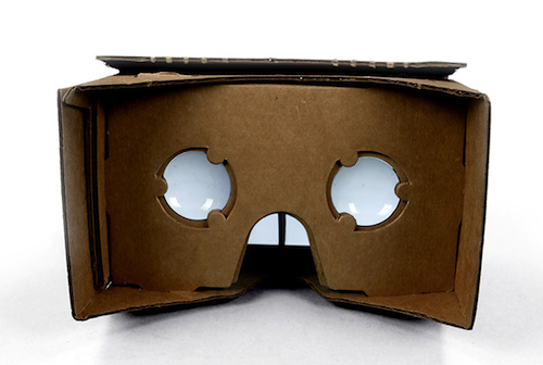 Google Cardboard, virtual reality, VR, VR headsets, VR Google I / O, Oculus, Facebook Oculus VR, Google vs Oculus, new tech, Google, Sony,