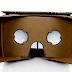 Google Cardboard or virtual reality