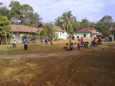 Acara class meeting siswa