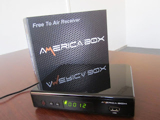 AZAMERICA CABLE BOX
