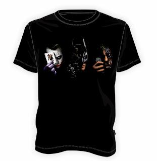 Koszulka Batman, Joker