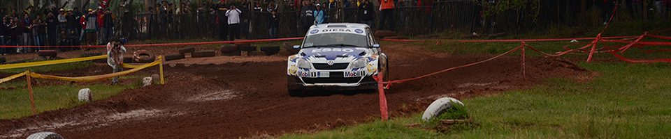:: Noticias, Fotos, Videos del Rally en Paraguay ::