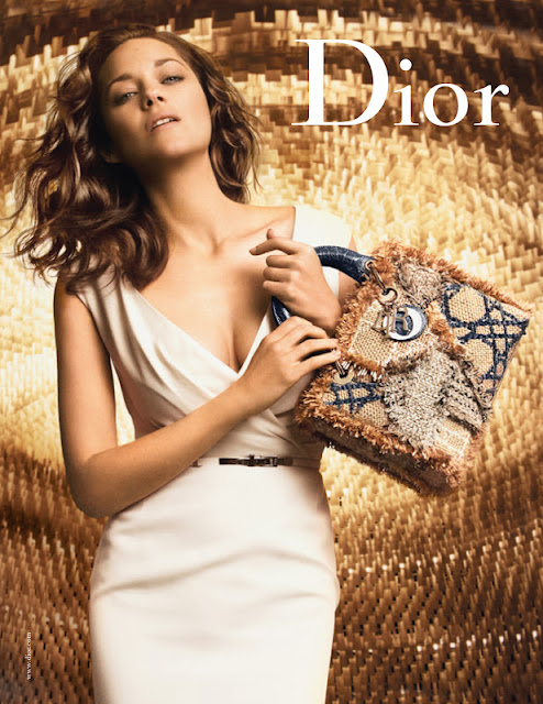 The New Lady Dior Ad Campaign Featuring Marion Cotillard