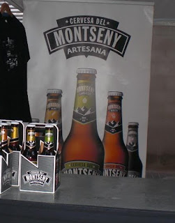 cervesa artesana cervesa del montseny