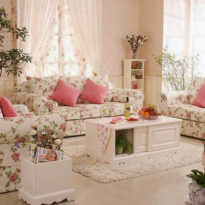 small world of design styl we wn trzu jak urz dzi salon w stylu shabby chic. Black Bedroom Furniture Sets. Home Design Ideas